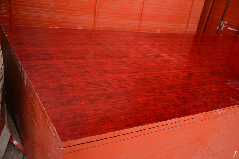 Best Quality 18mm Construction Waterproof Bamboo Plywood